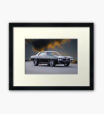1969 Pontiac Firebird 400 Framed Print