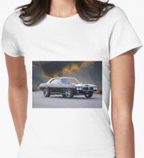 1969 Pontiac Firebird 400 Womens Fitted T-Shirt