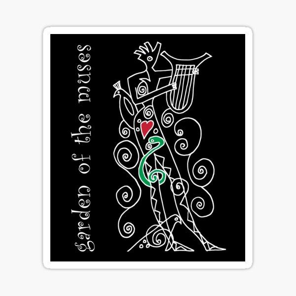 Music Muse Sticker