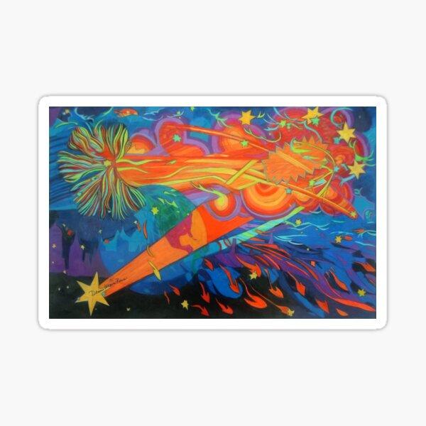 Our Wild Stars Sticker