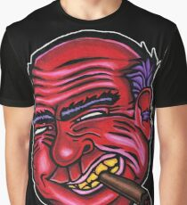 Frank - Die Cut Version Graphic T-Shirt
