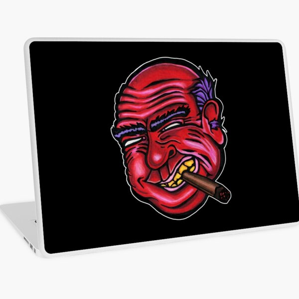 Frank - Die Cut Version Laptop Skin