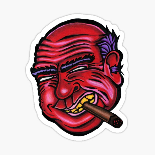 Frank - Die Cut Version Sticker