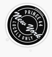 BRANDY MELVILLE NEW YORK STICKER Sticker