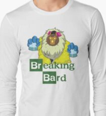 Camiseta de manga larga Breaking Bard