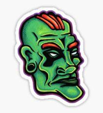 Dwayne - Die Cut Version Sticker