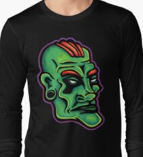 Dwayne - Die Cut Version Long Sleeve T-Shirt