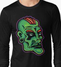 Dwayne - Die Cut Version Long Sleeve T-Shirt
