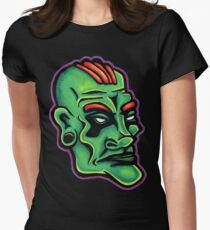 Dwayne - Die Cut Version Women's Fitted T-Shirt