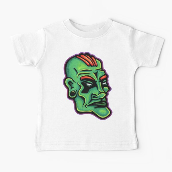 Dwayne - Die Cut Version Baby T-Shirt