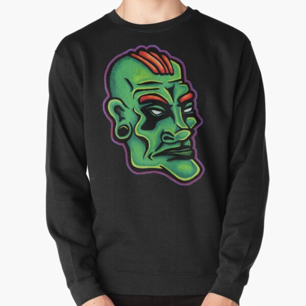 Dwayne - Die Cut Version Pullover Sweatshirt