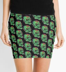 Dwayne - Die Cut Version Mini Skirt