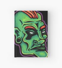 Dwayne - Die Cut Version Hardcover Journal