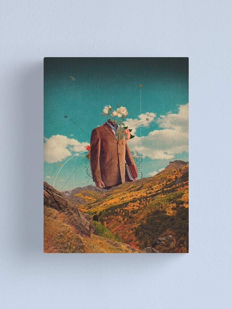 Alternate view of Sometimes I Think You'll Return Canvas Print