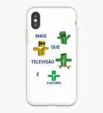 CULTURA iPhone Case