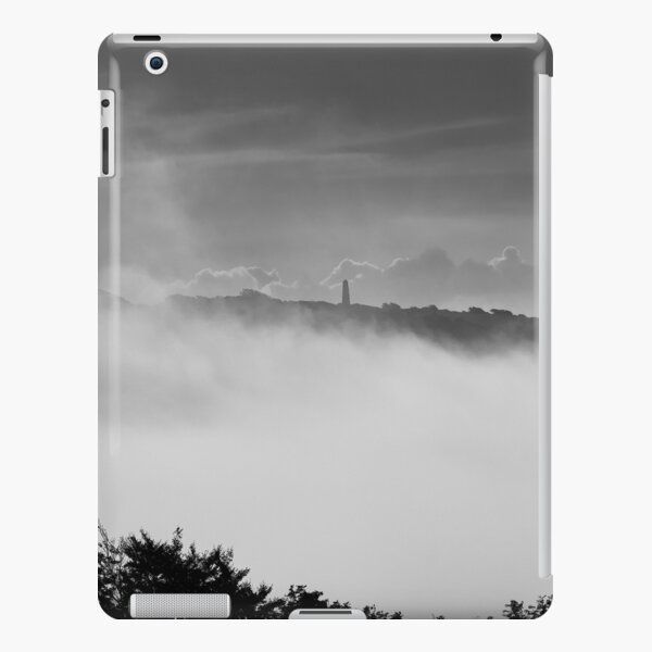 Culver In The Clouds BW iPad Snap Case