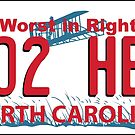 NO to HB2! by Rich Anderson