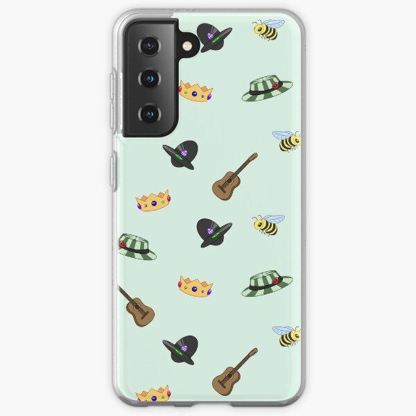 Sleepy Bois Inc Pattern Samsung Galaxy Soft Case