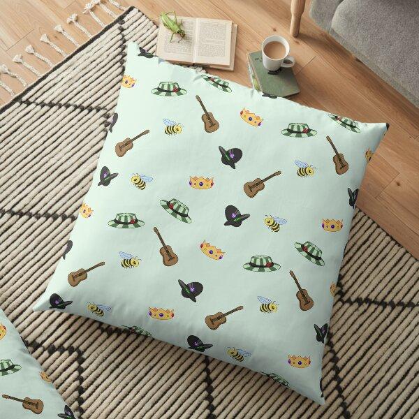 Sleepy Bois Inc Pattern Floor Pillow