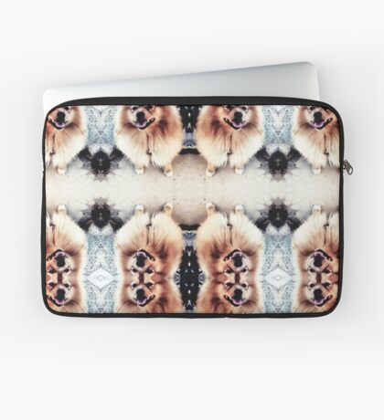 Pomeranian Laptop Sleeve