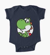 Yoshi Hello One Piece - Short Sleeve