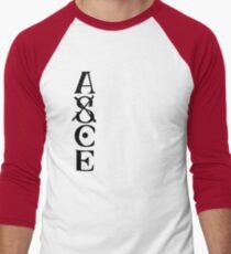 Portgas D. Ace Men's Baseball ¾ T-Shirt
