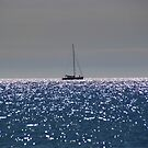 Sailboat by Alex  Motley