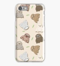 Sloths! iPhone Case/Skin