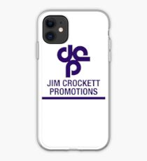 Jim Crockett Promotions Logo iPhone Case