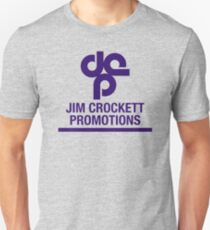 Jim Crockett Promotions Logo T-Shirt