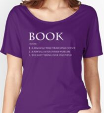 Book Definition Women's Relaxed Fit T-Shirt