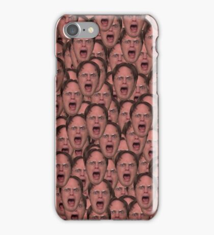 Dwight Schrute - The Office (U.S.) iPhone Case/Skin