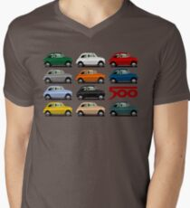Fiat 500 side view T-Shirt