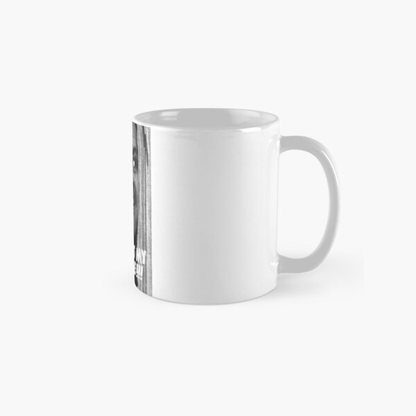 Where's my coffee!!! Johnny! Classic Mug