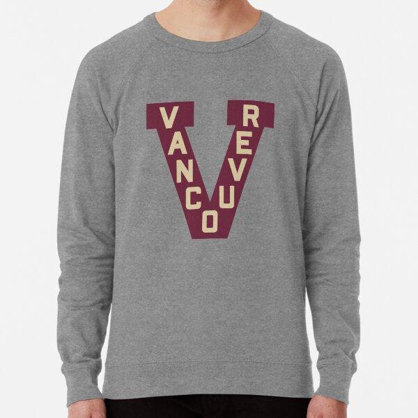 Vancouver Millionaires Retro Logo Lightweight Sweatshirt