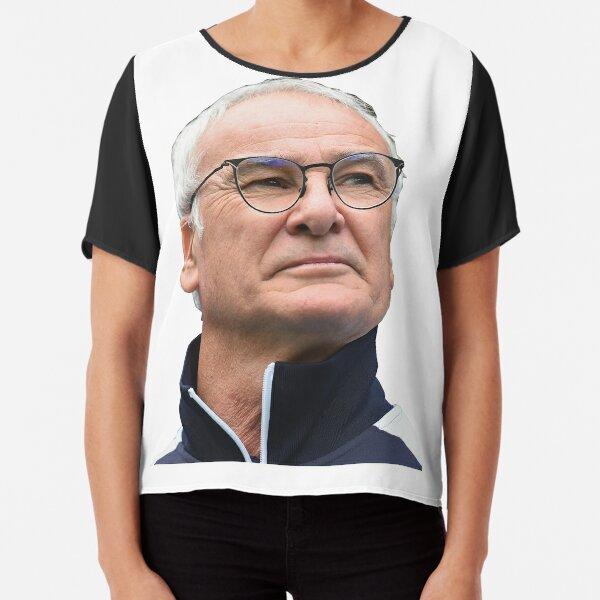 Claudio Ranieri Leicester City Manager Chiffon Top