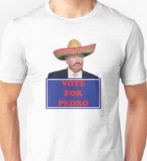 Vote for Pedro - Trump Unisex T-Shirt