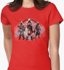 ASSASSIN Womens Fitted T-Shirt
