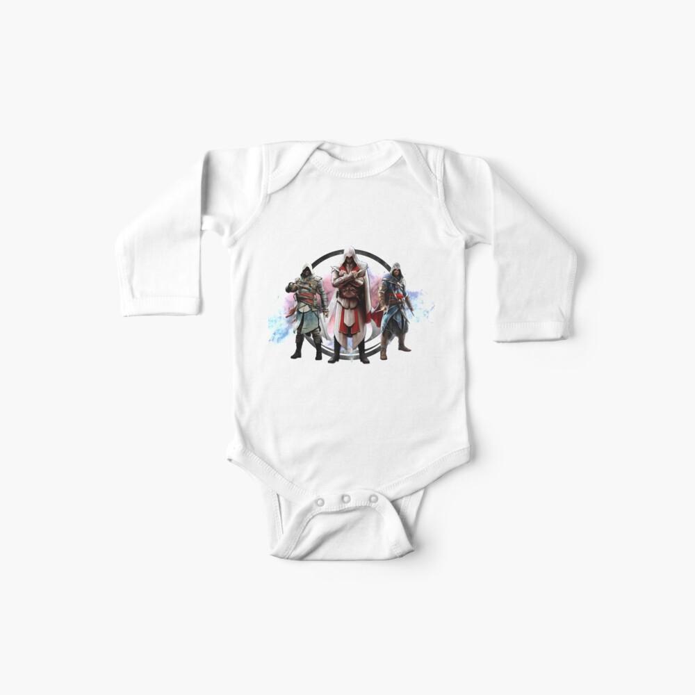 ASESINO Body para bebé