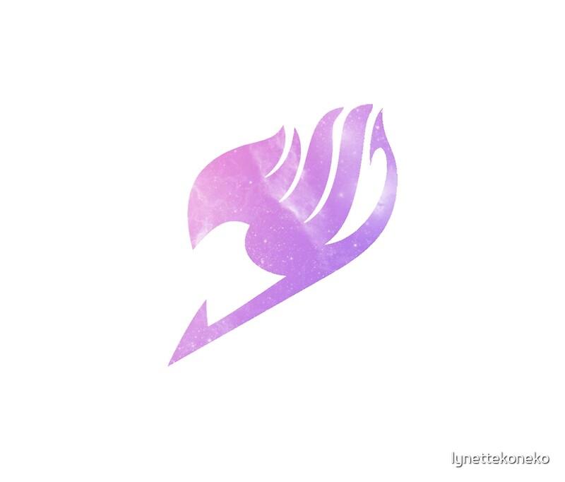 Pastel galaxy fairy tail logo travel mugs by - Fairy tail logo ...