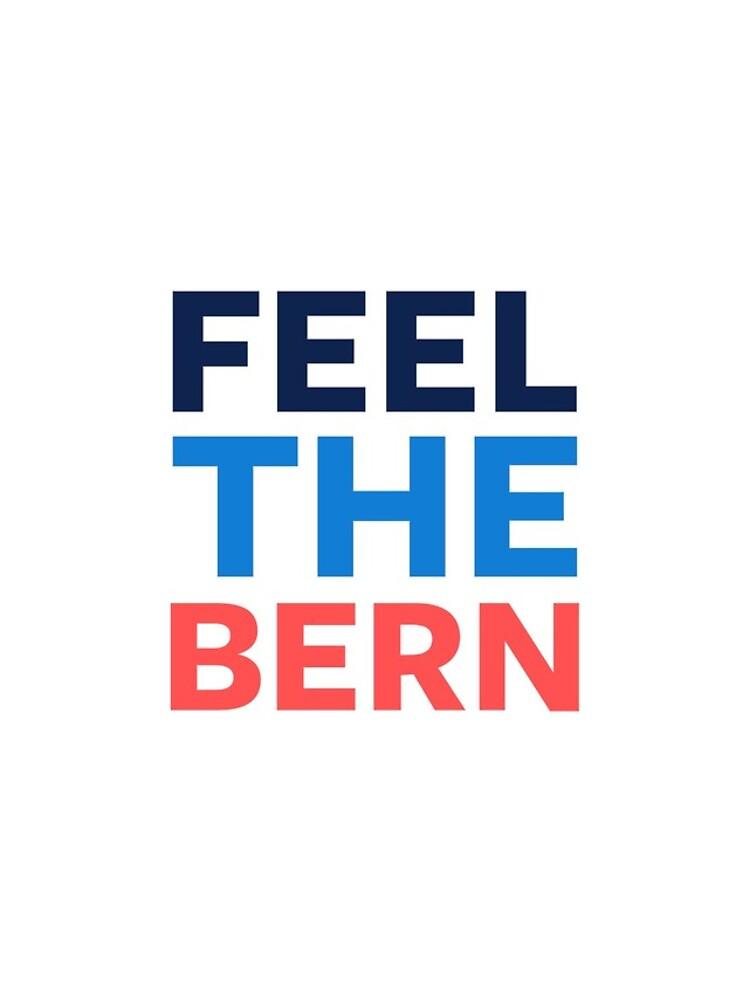 Feel the Bern. by libertydodzo