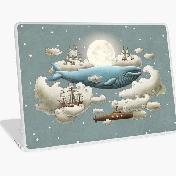 Ocean Meets Sky  Laptop Skin