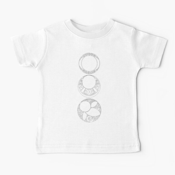 Rosaces Baby T-Shirt