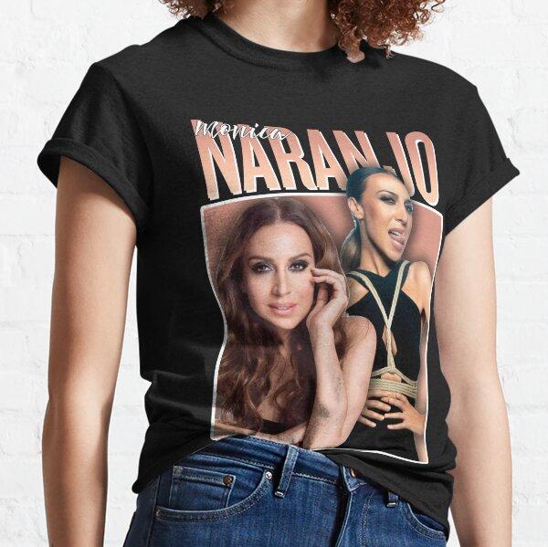 MONICA NARANJO Camiseta clásica