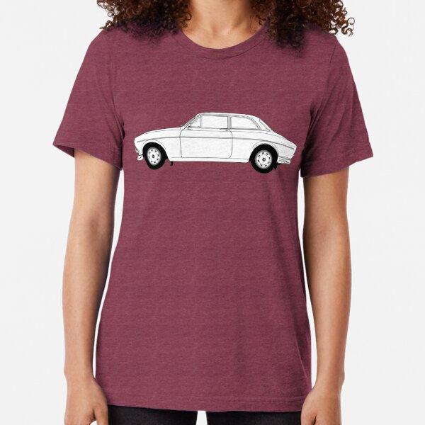 Volvo Amazon Tri-blend T-Shirt