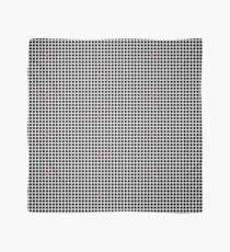 Grey & Red Tiling Tessellation Scarf