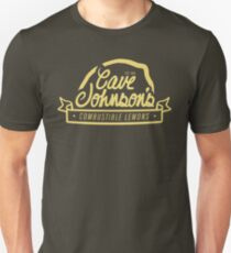 cave johnson's combustible lemons T-Shirt