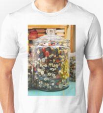 Button Jar Unisex T-Shirt