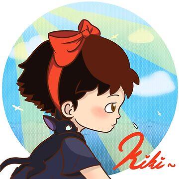 Kiki by gunkers