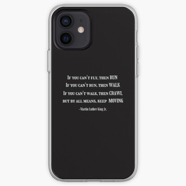 Martin Luther King Jr Quotes iPhone Soft Case